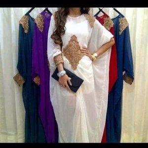 Kaftan batwing maxi Dress // Abaya BOGO sale for sale